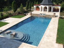 Concrete Pool #016 by Integrity Pools and Spas