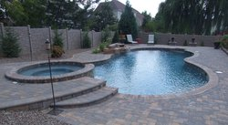 Concrete Pool #022 by Integrity Pools and Spas