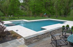 Concrete Pool #024 by Integrity Pools and Spas