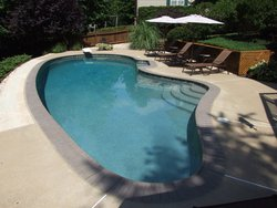 Concrete Pool #031 by Integrity Pools and Spas
