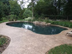 Concrete Pool #041 by Integrity Pools and Spas