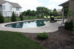 Concrete Pool #050 by Integrity Pools and Spas
