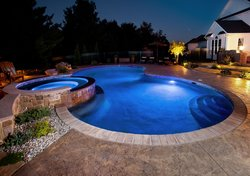 Concrete Pool #059 by Integrity Pools and Spas