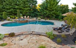 Concrete Pool #060 by Integrity Pools and Spas