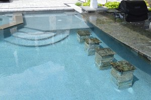 Concrete Pool #081 by Integrity Pools and Spas