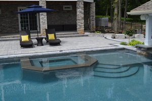 Concrete Pool #082 by Integrity Pools and Spas