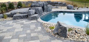 Concrete Pool #085 by Integrity Pools and Spas