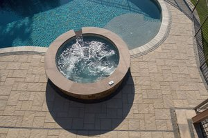 Concrete Pool #088 by Integrity Pools and Spas