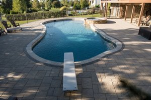 Concrete Pool #089 by Integrity Pools and Spas