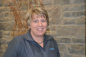 Barb Shopf, Marketing & Sales Manager